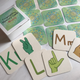 Fingerspelling Memory Game