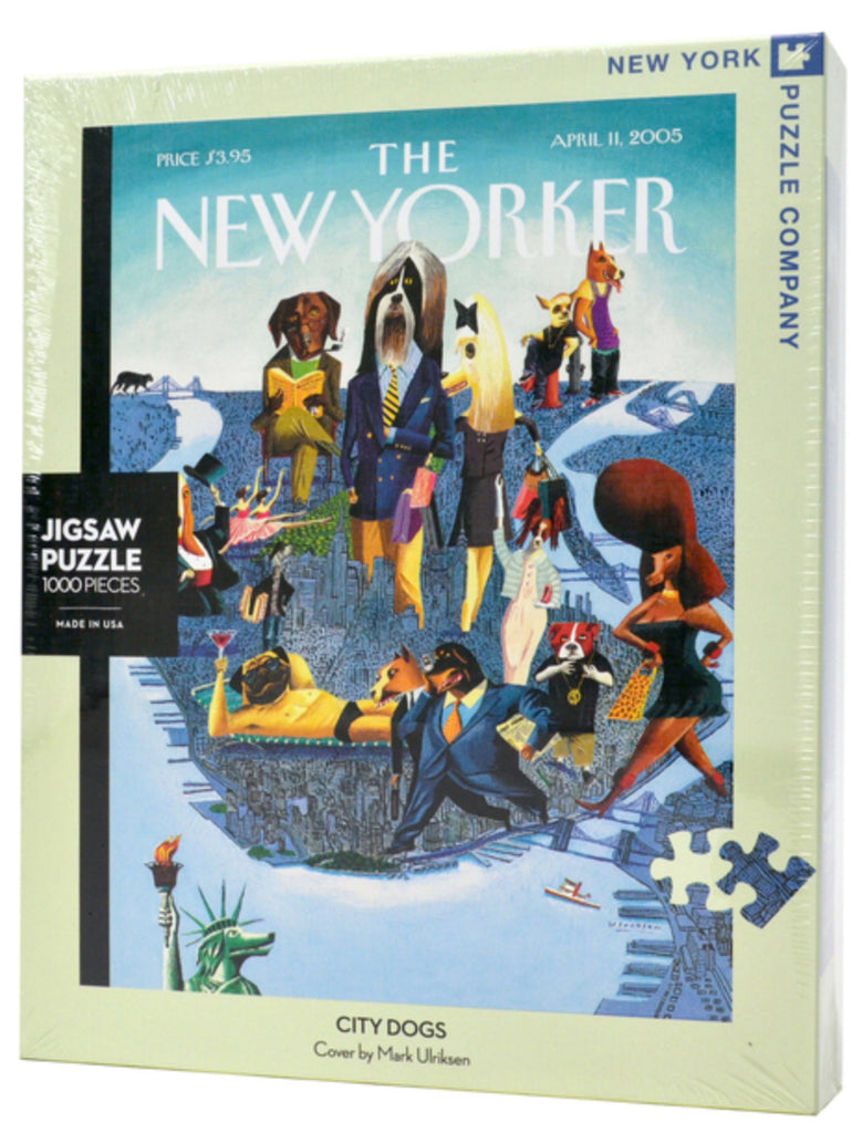 New Yorker Puzzles - Review