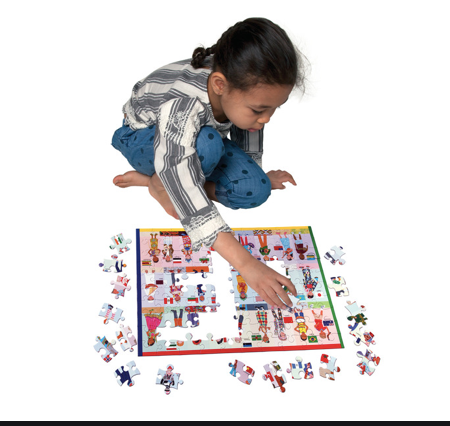 What's the Right Puzzle for My Child?