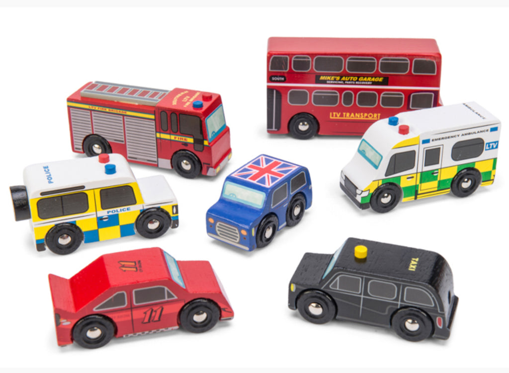 Cars, Buses and Vehicles