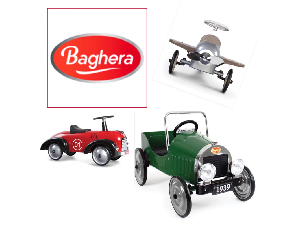 Beautiful Baghera Ride On, Pedal Cars and Wagons