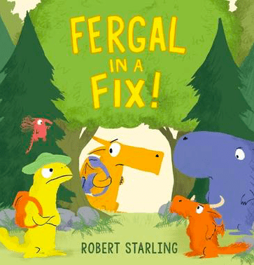 Andersen Press 2 Plus Fergal in a Fix - Robert Starling