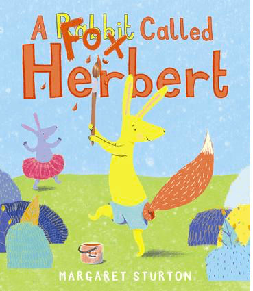 Andersen Press 3 Plus A Fox Called Herbert - Margaret Sturton