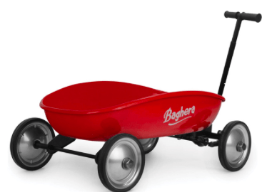 Baghera 3 Plus My Great Wagon - Red