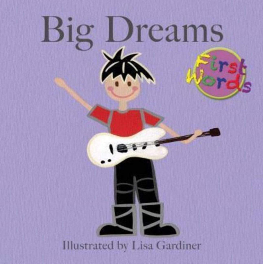Beaglier Books 12 Mths Plus Big Dreams - Lisa M Gardiner