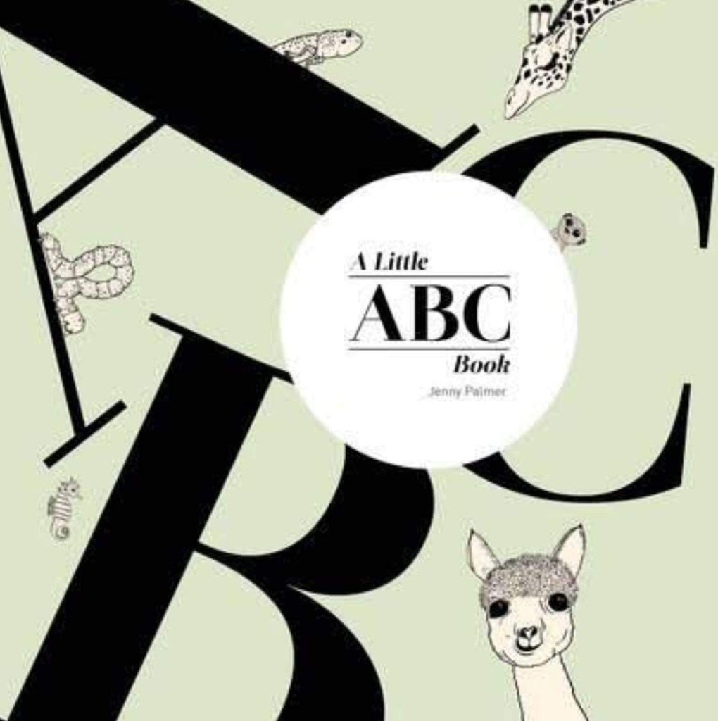 Beaglier Books 2 Plus A Little ABC Book - Jenny Palmer