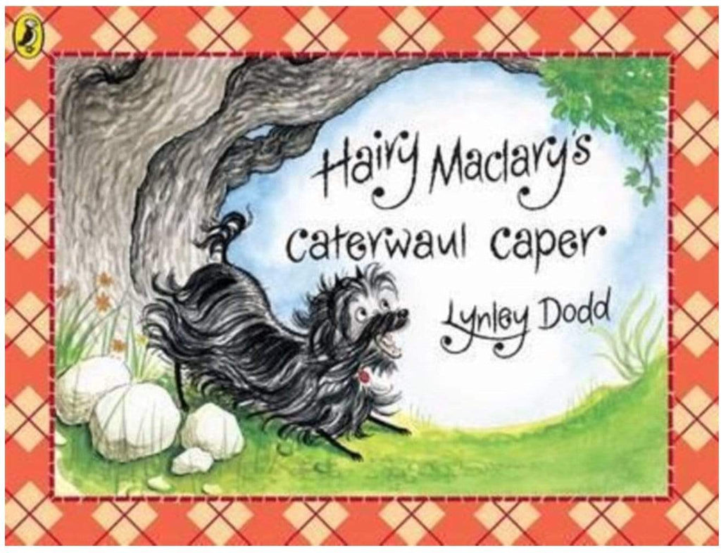 Beaglier Books 2 Plus Hairy Maclary Caterwaul Caper - Lynley  Dodd