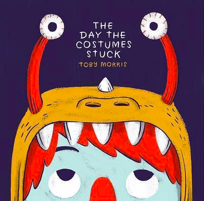 Beaglier Books 3 Plus The Day the Costumes Stuck - Toby Morris