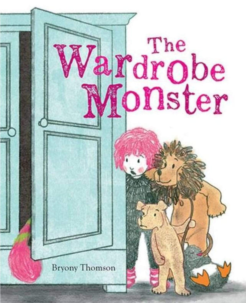Beaglier Books 3 Plus The Wardrobe Monster - Bryony Thomson