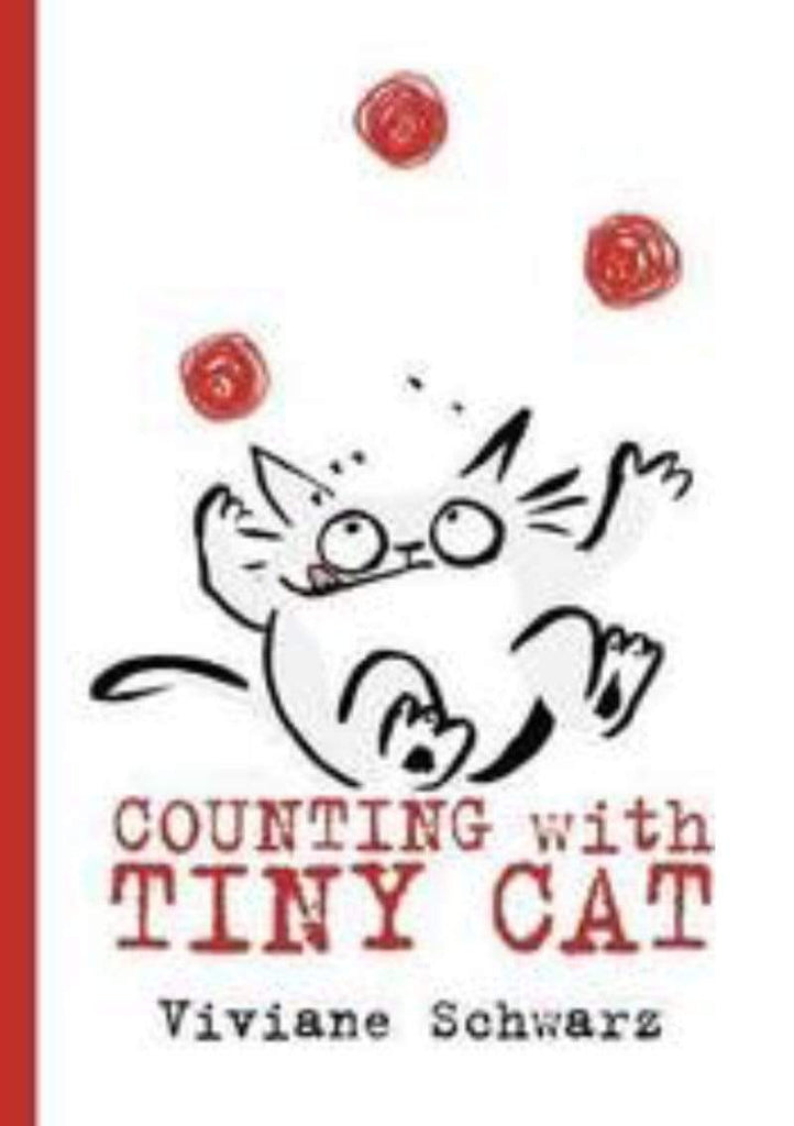 Beaglier Books 6 Mths Plus Counting with Tiny Cat - Viviane Schwarz