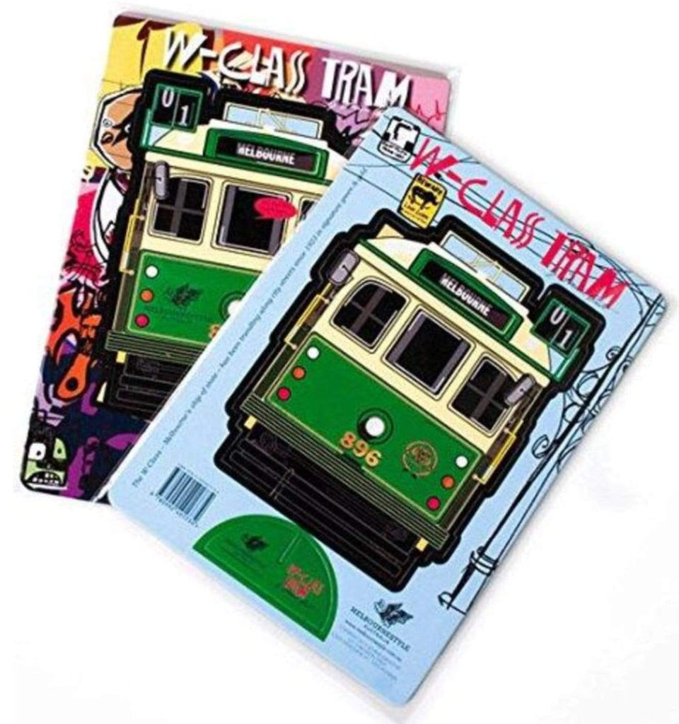 Beaglier Books Child Fiction 4 Plus Tram Pop Out - Maree Coote