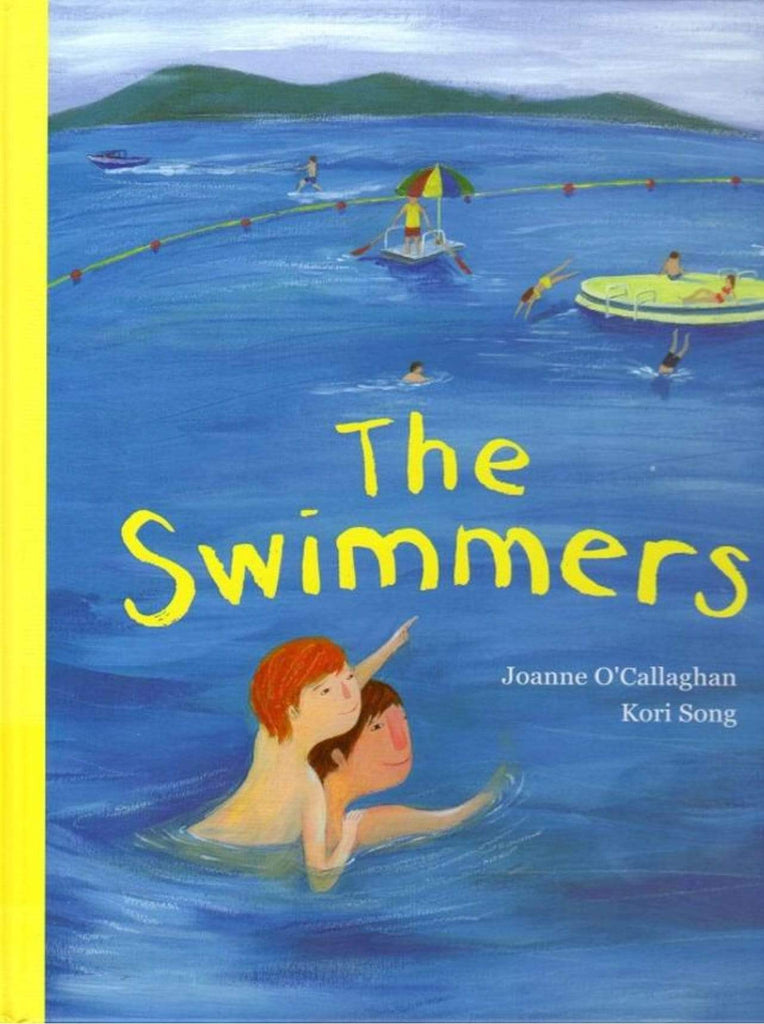 Beaglier Books Child Fiction 5 Plus The Swimmers - Joanne O'Callaghan
