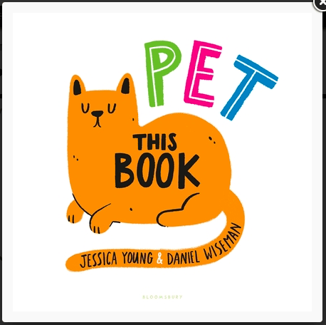 Bloomsbury 2 Plus Pet This Book - J Young, D Wiseman