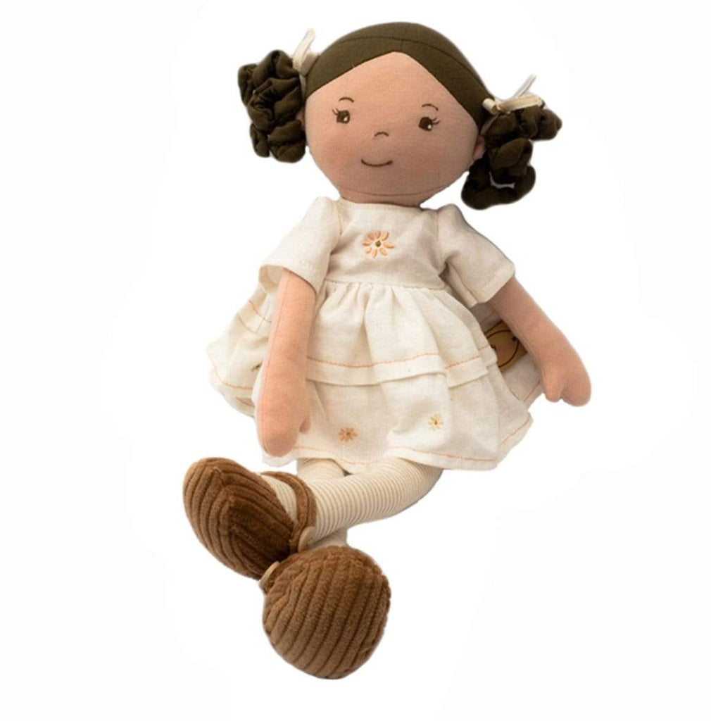 Bonikka Birth Plus Linen Girls - Cecilia Doll