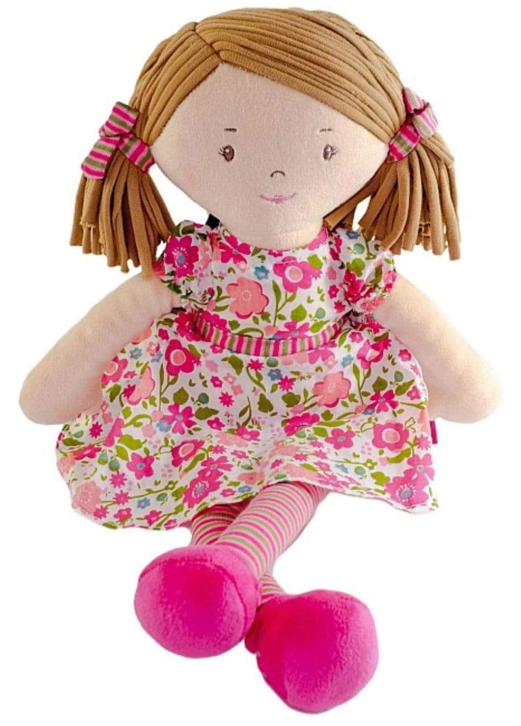 Bonikka Birth Plus Rag Doll - Fran Dames Doll
