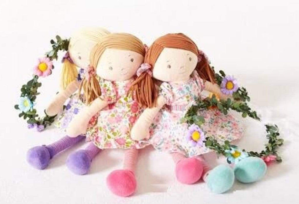 Bonikka Birth Plus Rag Doll - Katy Dames Doll