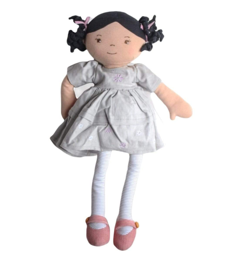 Bonikka Birth Plus Rag Doll - Linen  - Maliah