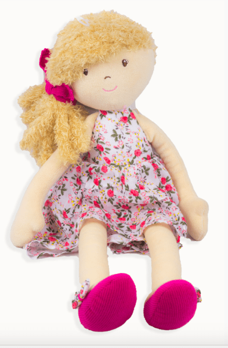Bonikka Birth Plus Rag Doll - Rosemary Debutante Doll