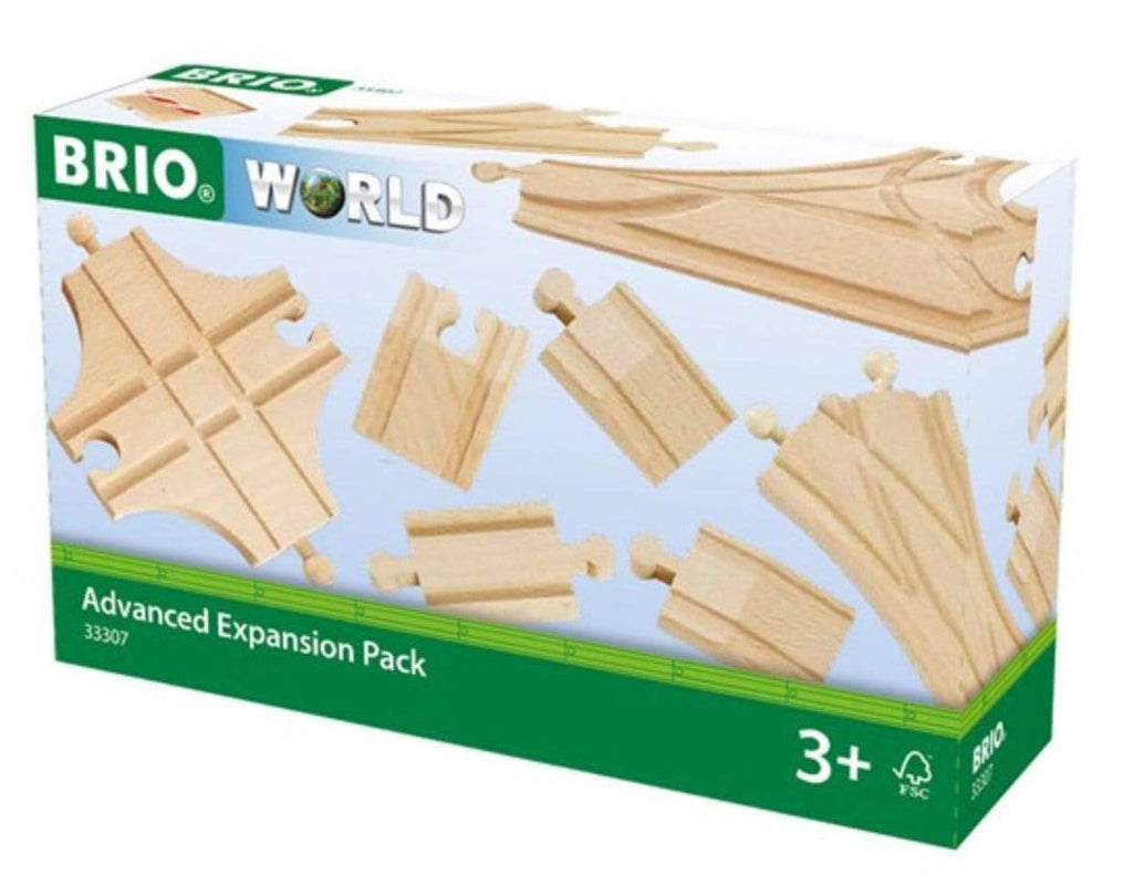 Brio 3 Plus Advanced Expansion Pack 11 Pieces