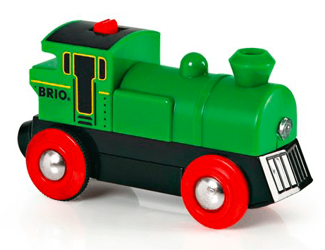 Brio 3 Plus Battery Powered Engine