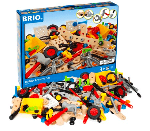 Brio 3 Plus Builder Creative Set