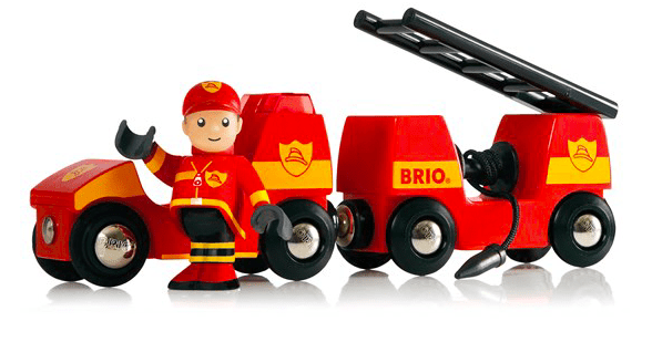 Brio 3 Plus Emergency Fire Engine