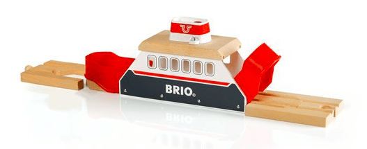 Brio 3 Plus Ferry Ship