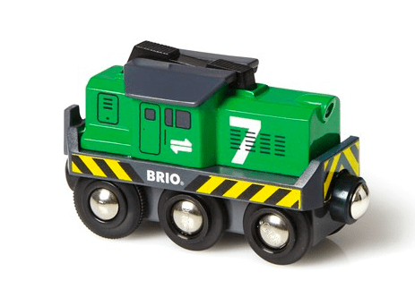 Brio 3 Plus Freight Battery Engine