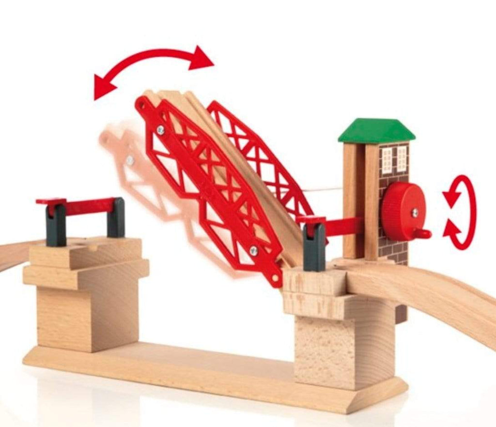 Brio 3 Plus Lifting Bridge
