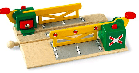Brio 3 Plus Magnetic Action Crossing