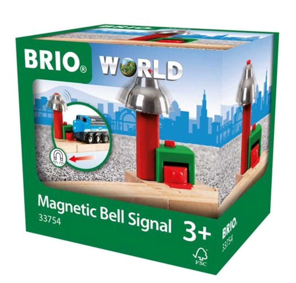 Brio 3 Plus Magnetic Bell Signal
