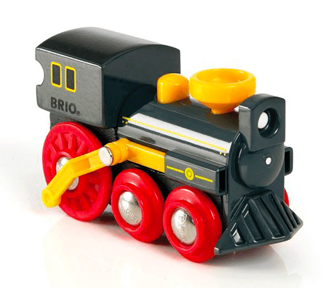 Brio 3 Plus Old Steam Engine