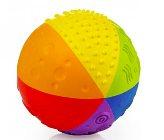 Caaocho Birth Plus Sensory Ball Rainbow
