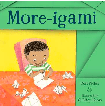 Candlewick Entertainment 4 Plus More-igami - Dori Kleber