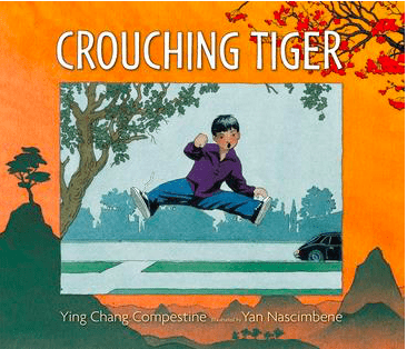 Candlewick Entertainment 6 Plus Crouching Tiger - Ying Chang Compestine
