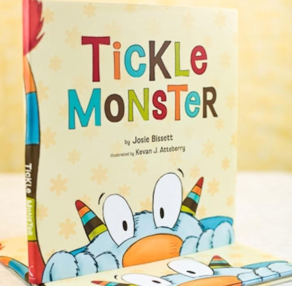 Compendium 2 Plus Tickle Monster - Josie Bissett