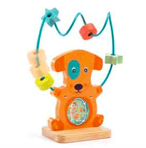 Djeco 12 Mths Plus Chokko Activity Toy