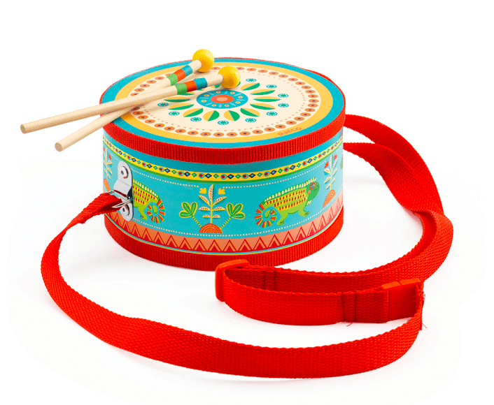 Djeco 2 Plus Animambo Drum