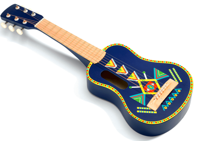 Djeco 4 Plus Animambo - Guitar