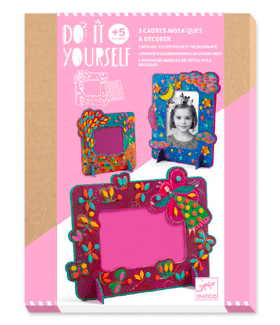 Djeco 5 Plus Do It Yourself Frame - Fairies