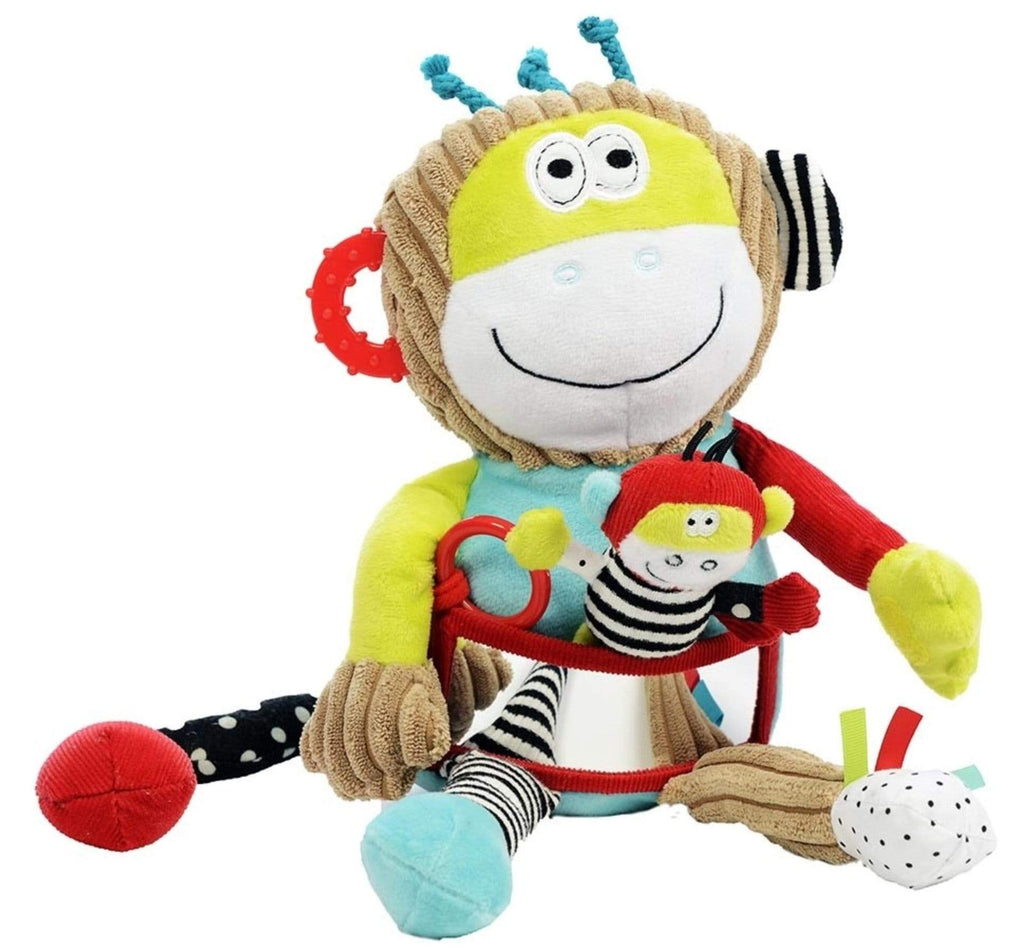 Dolce Birth Plus Play and Learn Monkey