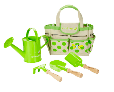 Ever Earth 3 Plus Gardening Bag with Tools