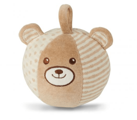 Ever Earth Birth Plus Plush Bear Ball