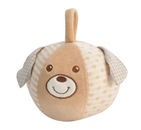 Ever Earth Birth Plus Plush Dog Ball