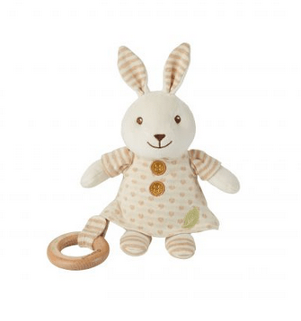 Ever Earth Birth to 12 Months Plush Rabbit