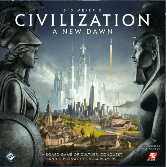 Fantasy Flight Games 14 Plus Civilization - A New Dawn
