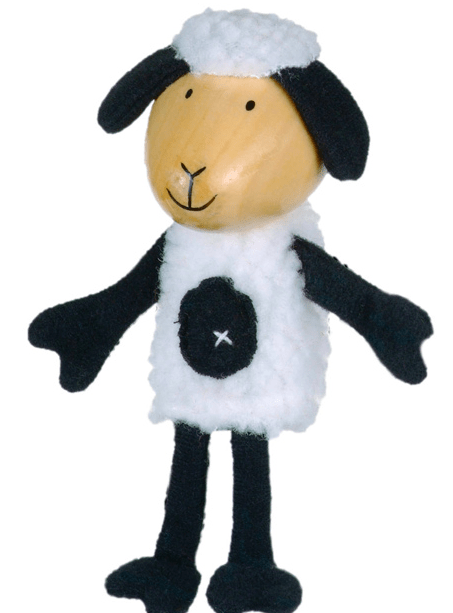 Fiesta Crafts 3 Plus Finger Puppet - Animal - Sheep