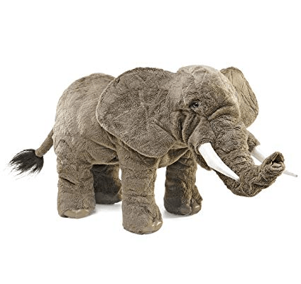 Folkmanis 3 Plus Hand Puppet - Animal - Elephant