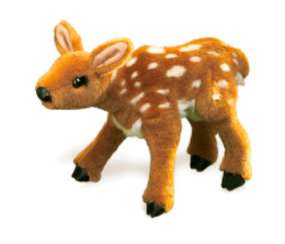 Folkmanis 3 Plus Hand Puppet - Animal - Fawn
