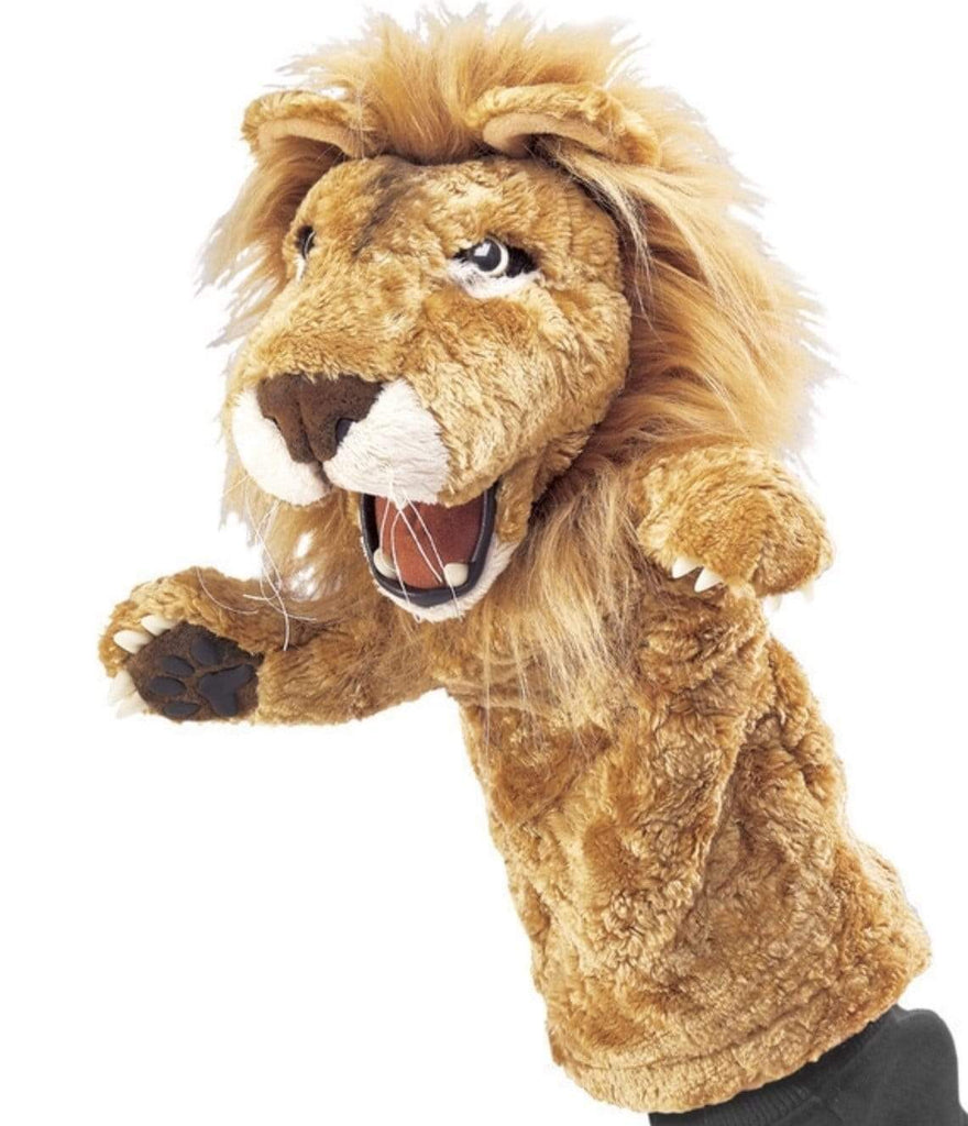 Folkmanis 3 Plus Stage Puppet - Lion